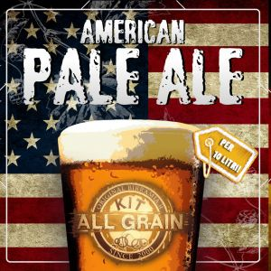 Nano Kit American Pale Ale (APA) all grain for 10 litres