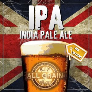 Nano Kit India Pale Ale (IPA) all grain for 10 litres