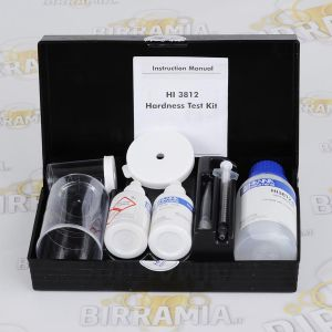 Professional Kit for measuring water hardness (precision 3 mg/L CaCO3)