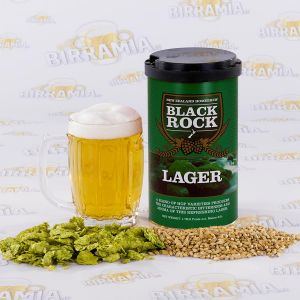 Black Rock Lager 1,7 kg - Hopped Malt