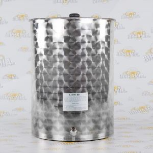 Stainless Steel Tank for Oil - 50 L