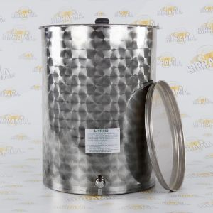 Stainless Steel Tank for Wine - 50 L