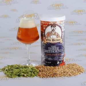 The Three Greyhounds - India Pale Ale 1,8 kg - Hopped Malt