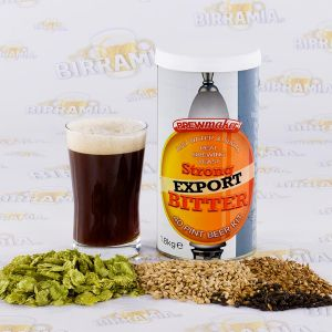 Hopped Malt Extract Strong Export Bitter 1,8 kg - Brewmaker Premium