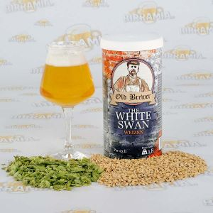 The White Swan - Weizen 1,8 kg - Hopped Malt