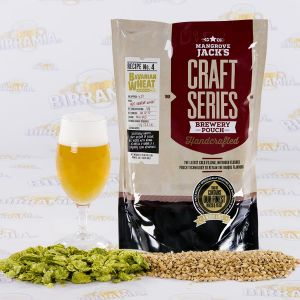 Hopped malt Bavarian Wheat (Weiss) - 2,2 kg - Mangrove Jack's