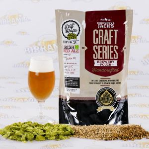 Hopped Malt Irish Red Ale with Dry Hopping - Mangrove Jack's - 2,2 kg