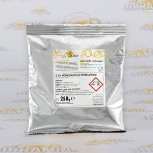 Metabisulphite 250 g pack