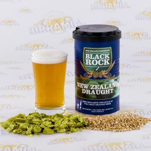 Black Rock Draught 1,7 kg - Hopped Malt