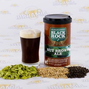 Black Rock Nut Brown Ale 1,7 kg - Hopped Malt