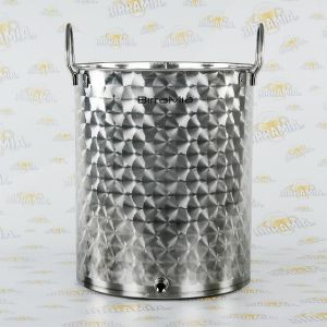 66 L Stainless Steel Brew Pot with Tap
