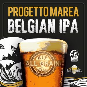 Marea Project - All Grain Kit Belgian IPA 20 litres