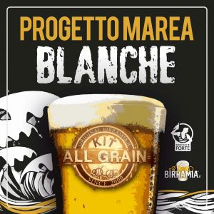 Marea Project - All Grain Beer Kit Blanche 20 litres