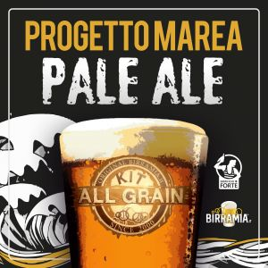 Marea Project - All Grain Pale ale 23 liters