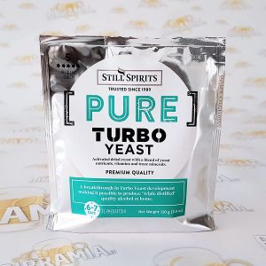 Turbo Yeast Pure - 110 gr