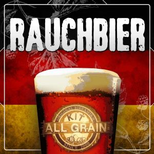Beer Kit All Grain Rauchbier for 23 litri