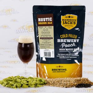 Rustic Brown Ale Beer Kit - 1,8 kg
