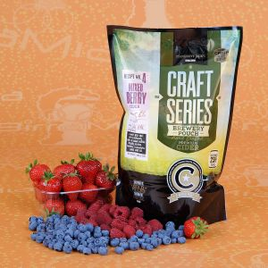 Mangrove Jack's Craft Series Mixed Berry Cider 2,4 kg