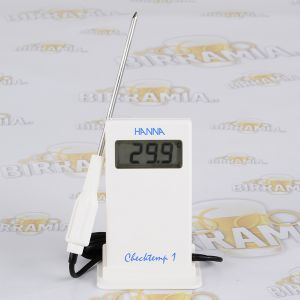 Digital Electronic Thermometer -50°C/+150°C with stainless steel probe