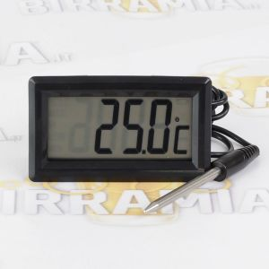 Digital electronic thermometer -50°/+150°C
