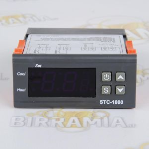 Digital Thermostat/Thermometer STC1000 - from -50°C to +99.9°C