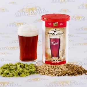 Thomas Cooper Family Secret Amber Ale 1,7 kg - Hopped Malt