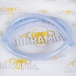 Non-toxic reinforced hose 12 mm in diameter