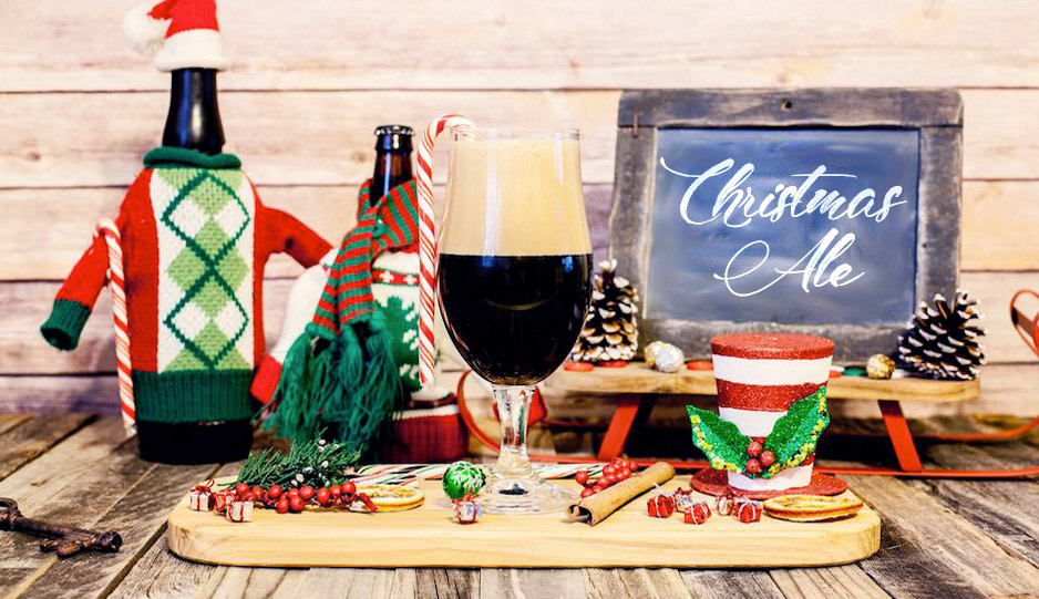 Christmas Ale - Ricetta per birra All Grain