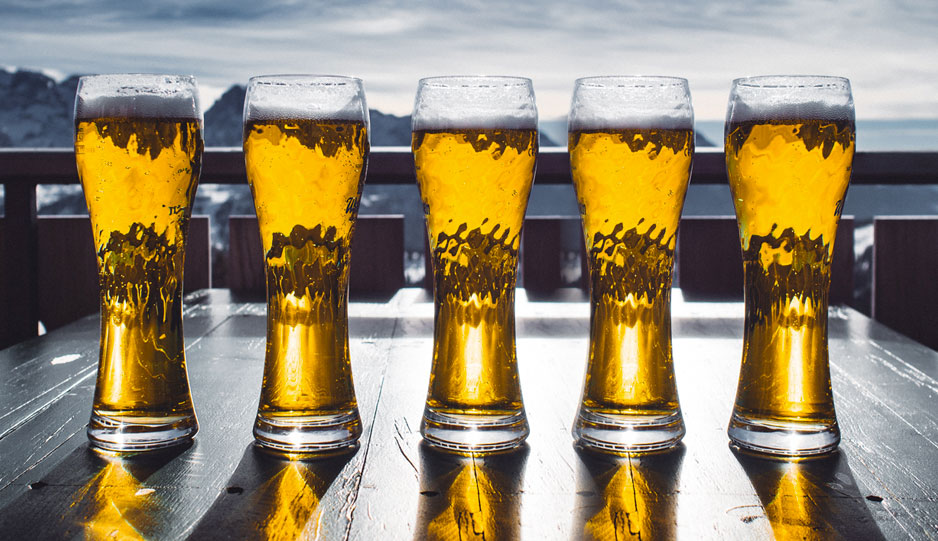 Top 5 stili di birra perfetti da bere in estate