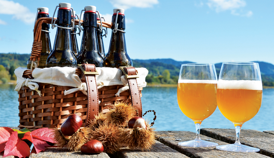 Chestnut Lager - Ricetta Per Birra All Grain